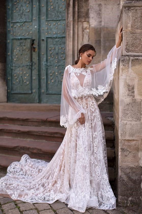 3 modne sposoby na wyróżnienie Twojej Sukni Ślubnej w roku 2020!